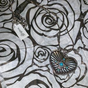 Brighton Jewelry - Brighton Indie Concho Necklace NWT